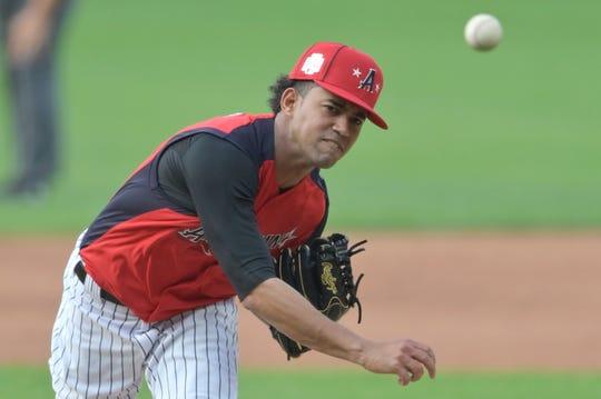 Yankees right-hander Deivi Garcia starts for the AL team.
