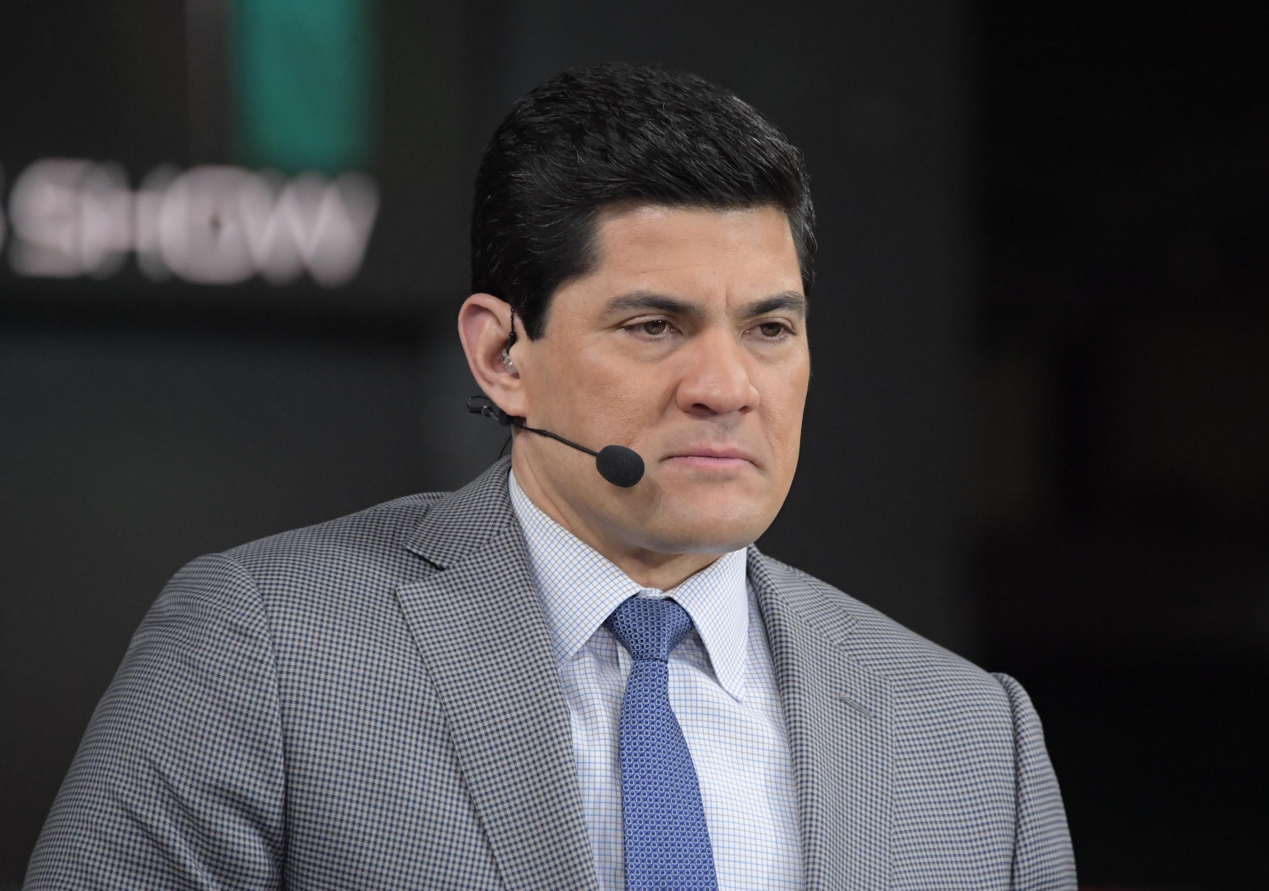 ESPN analyst, former Patriots star Tedy Bruschi doing 'much better' after 2nd stroke