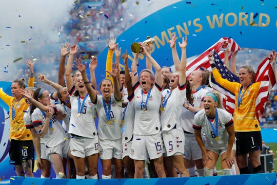 The USWNT will not be fading off into the sunset. Expect the players to be active heading into the 2020 Olympics and beyond.