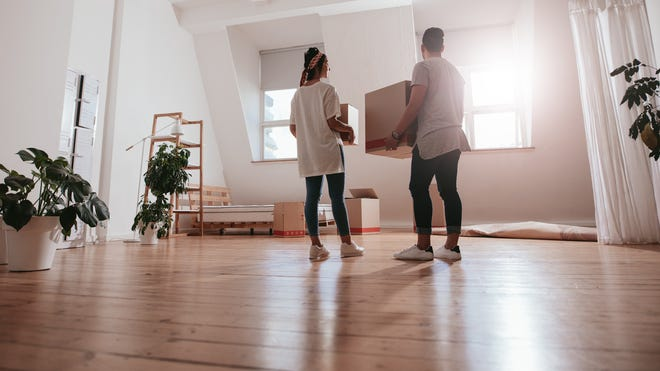 House hunting? Make sure you've got a good enough credit score.