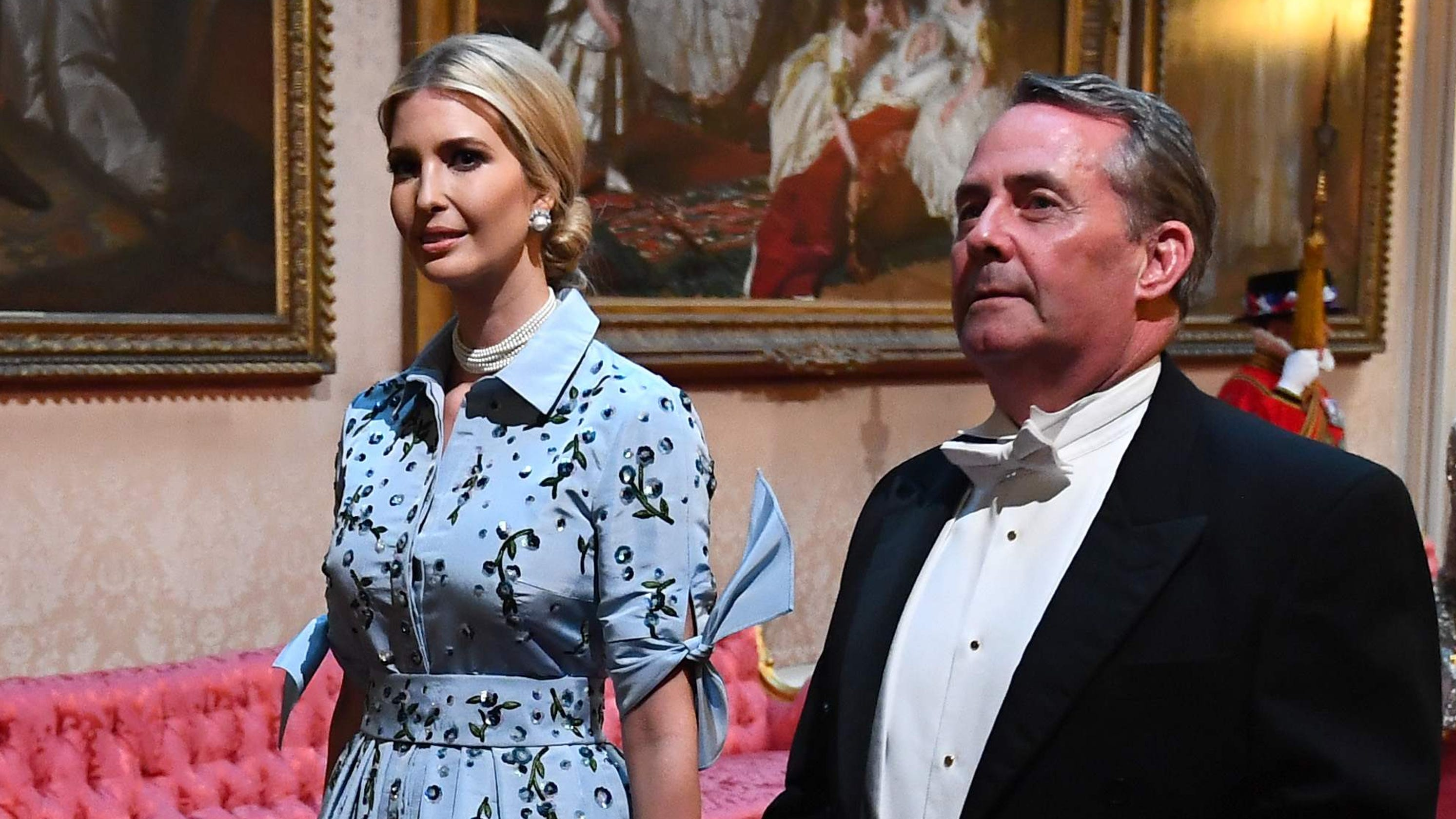 Ivanka Trump to get apology for UK leak about 'inept