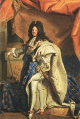 France's King Louis XIV was the embodiment of the notion that some people were born to be rulers –  and everyone else just needed to follow the rules.