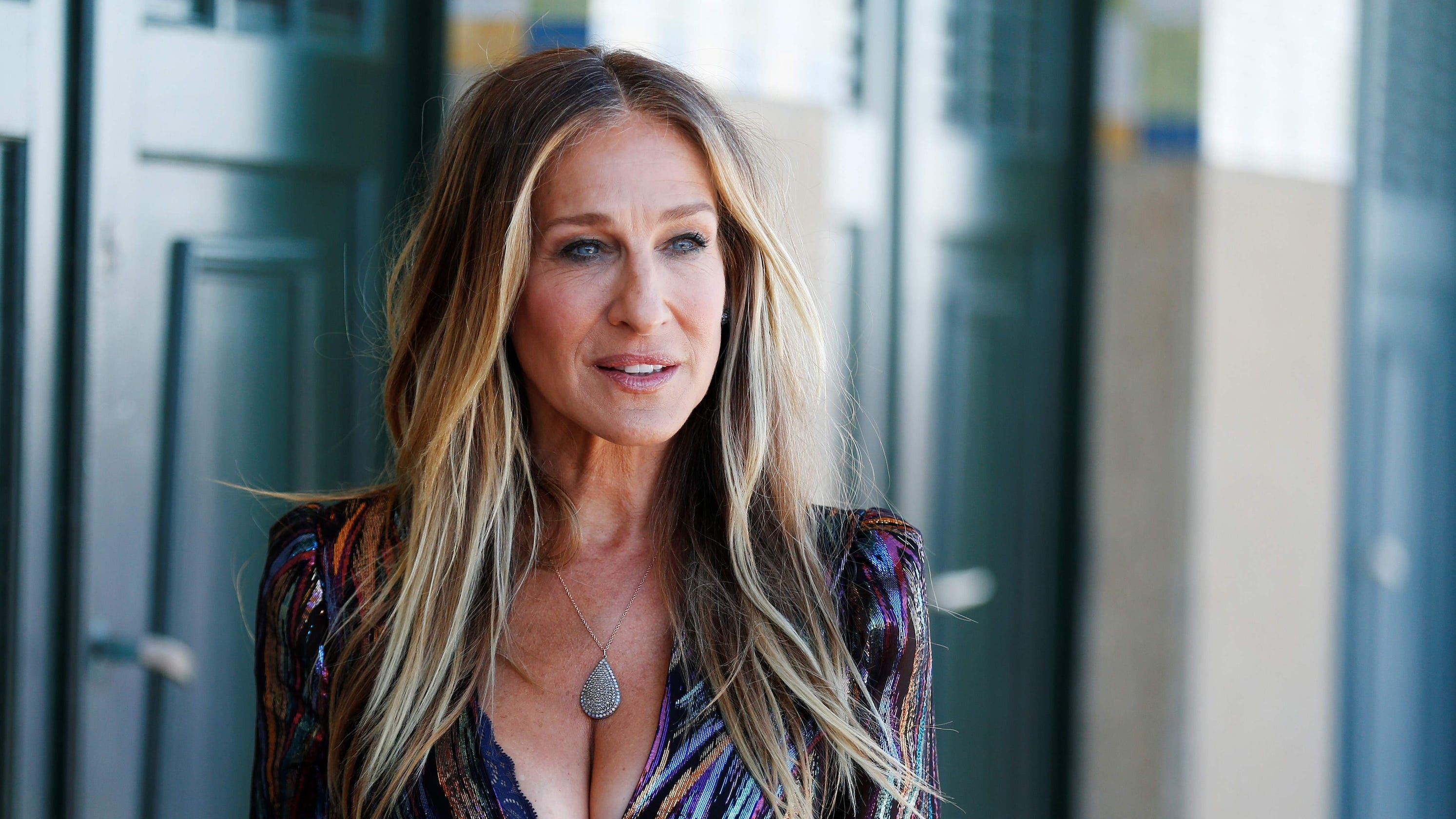 Sarah Jessica Parker: A 'very big movie star' acted ...