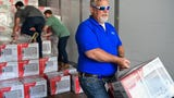 Electrolux gives Anderson Interfaith Ministries 800 window air units to distribute