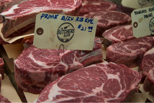 The Butcher's Block, a restaurant opened by the owners of D'Ambrisi butchers, opened its doors six weeks ago. They specialize in meats from small family owned farms throughout New York State and New Jersey.      Long Branch, NJTuesday, July 9, 2019