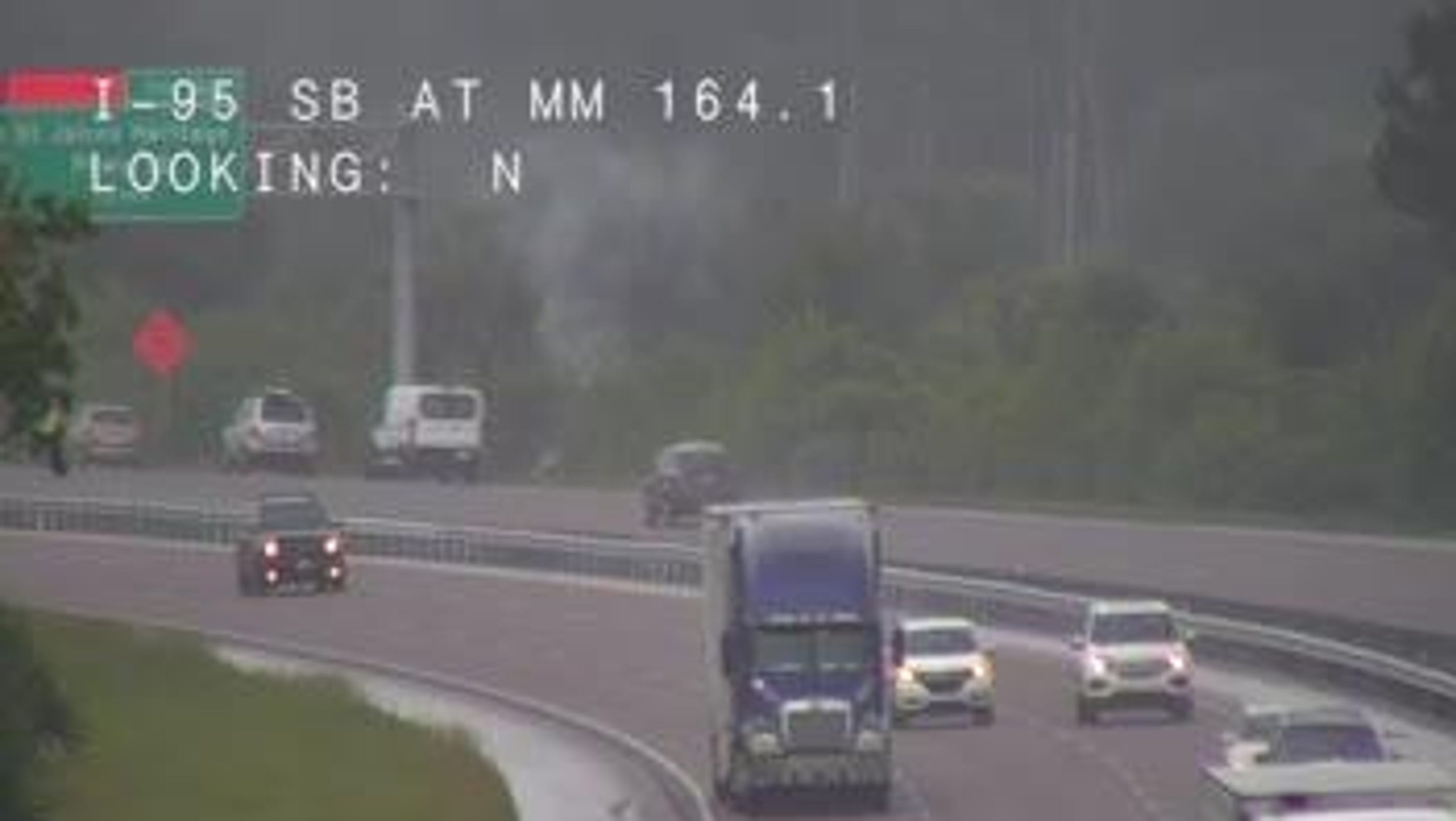 Lanes reopen after fatal I-95 crash near Micco