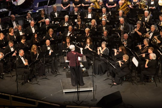 The Melbourne Municipal Band's Swingtime and concert bands have moon-themed concerts planned.