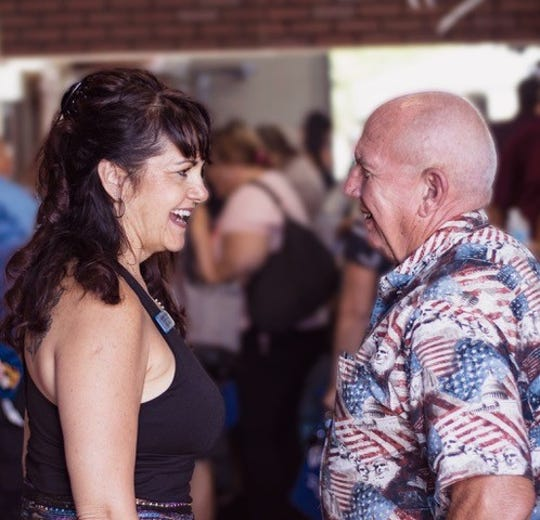 Jacqueline Davidson and Steve McCleeary are the owners of A Lifetime of Fitness.