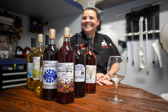 Chef Kelley Price, an instructor in Austin Peay State University's Culinary Arts program, plans to open Twisted Winery  at her farm in North Clarksville.