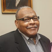 Larry Meriwether Sr., pictured in 2013, the former owner of Foston Funeral Home, has died at age 72
