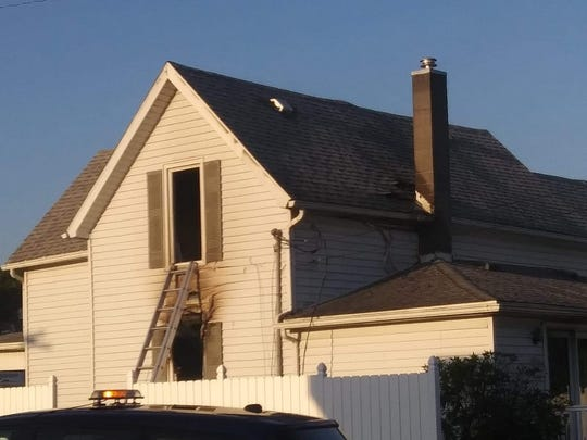 West Lafayette Fire Department responded to a house a fire about 7:23 p.m. Monday at 311 W. Main Street. Found in the home was Sandra Lusk, 74, of the residence. She was later pronounced dead at Coshocton Regional Medical Center.