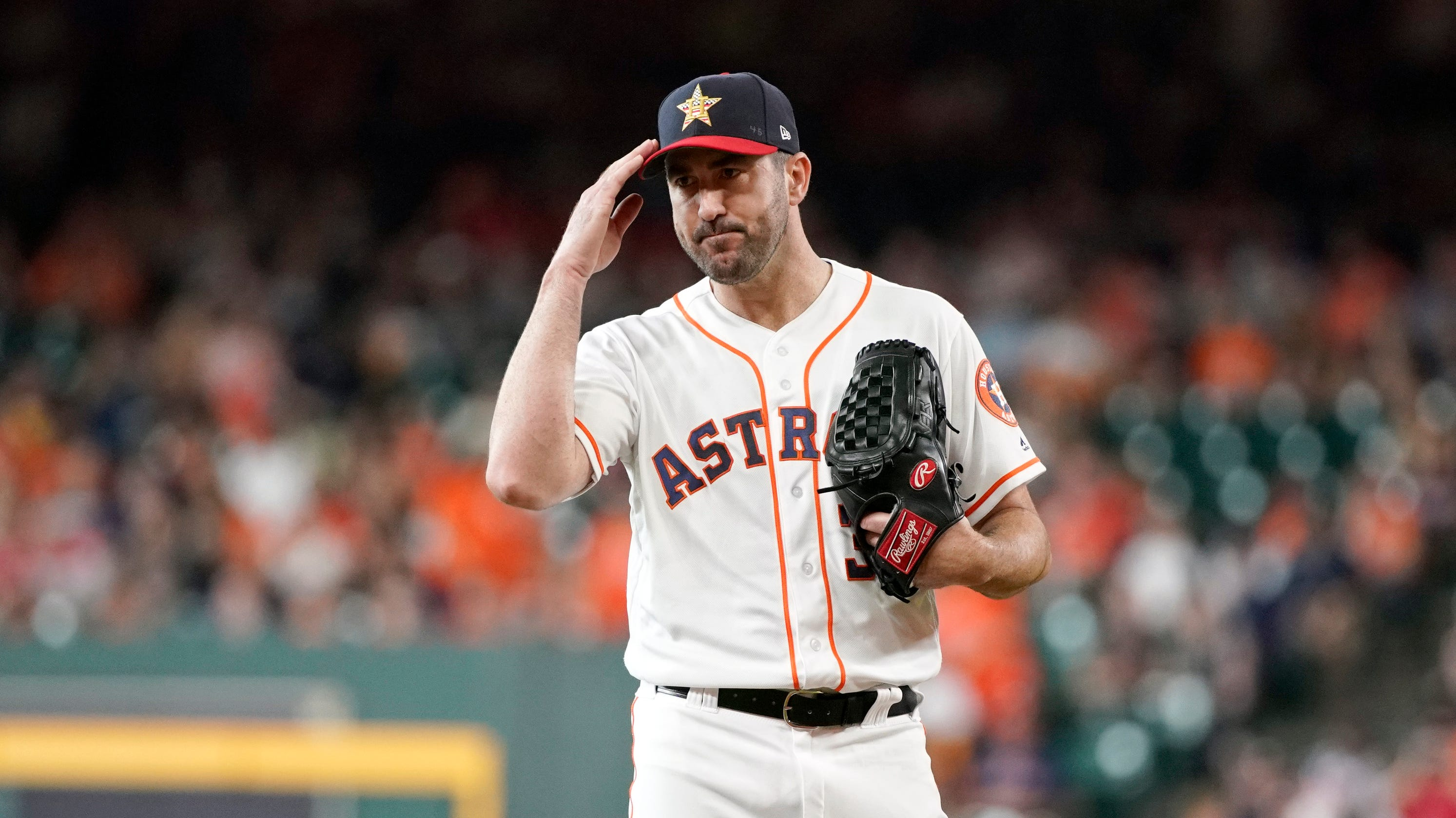 Ex-Tiger Justin Verlander donating next two months' pay to those in need