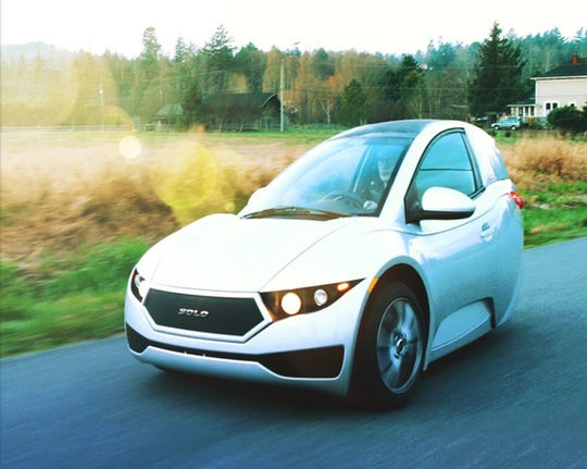 Electra Meccanica Vehicles Corp., the maker of a tiny three-wheeled electric car, saw its shares surge in early trading Tuesday
