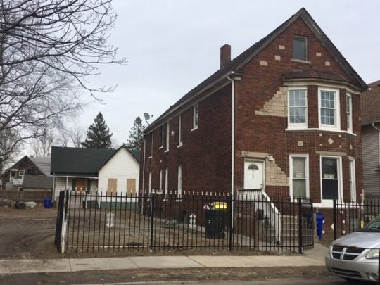 Erica Perez is suing the Wayne County treasurer, saying the office illegally seized and resold her Detroit home for a hefty profit.