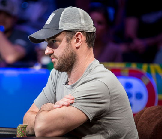 Joe Cada just missed out on a fifth career WSOP bracelet.