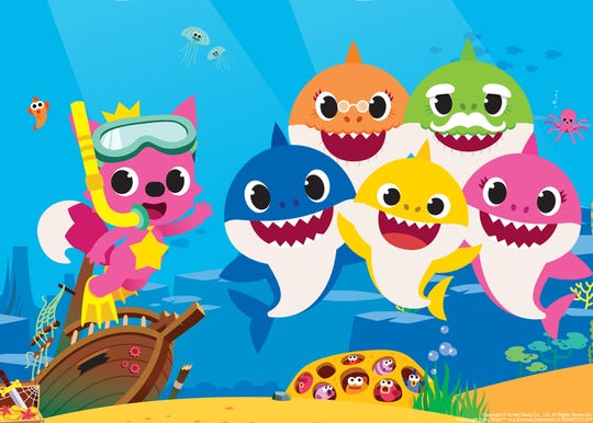 """""""Baby Shark Live"""" comes to the Fox Theatre Nov. 3"""