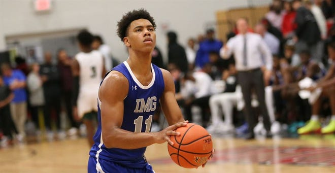 Jaden Springer is rated the No. 11 overall prospect in the 2020 class.