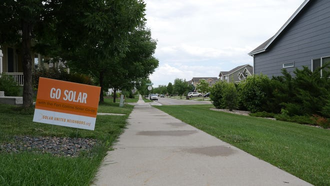 The Fort Collins Solar Co-op, the first of its kind in Colorado, has started home solar installations for its members.