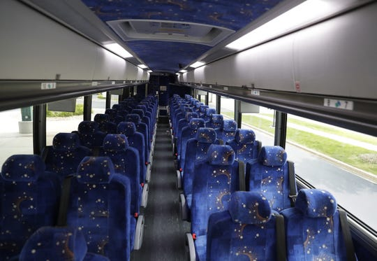 Amtrak Bus Service Offers Round Trip Route From Green Bay