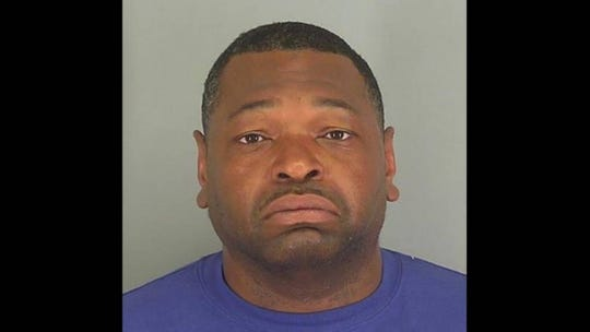 Shawn Demetrius Clark was charged with indecent exposure.