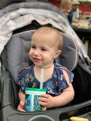 18-month-old Chloe Wiegand died July 7, 2019, in San Juan, Puerto Rico, after falling from a Royal Caribbean cruise ship.
