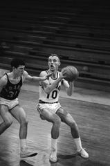 In 1966, Rick Mount was  a 6-foot-3 senior at Lebanon, Ind., high school. He had a scoring average of almost 34 points a game and colleges across the country considered him one of the most sought-after players in high school.