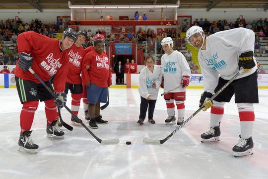 Racker Rivals Big Red raises funds for Racker's early childhood services programs.