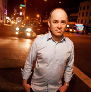 """Todd Barry is a comedian and actor; his most recent stand-up special is called """"Spicy Honey."""""""