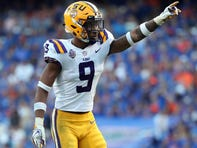 It's unanimous — LSU ranked No. 6 in AP preseason poll, matching USA TODAY