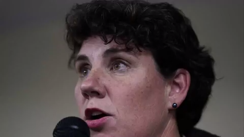 Amy McGrath's campaign denies role in Matt Jones' firing from 'Hey Kentucky!' TV show