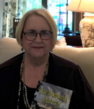 """Mansfield resident Kathleen Peterson recently self-published her memoir, """"One Woman's Journey: From Abuse to Empowerment"""" on Amazon. The new author said she wrote it to inspire others who have been in abusive situations."""