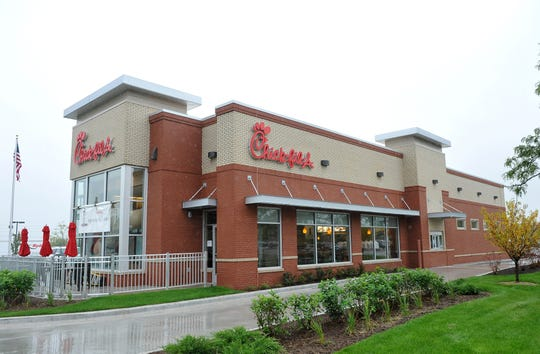 In honor of Cow Appreciation Day, customers who wear cow costumes or cow apparel to Chick-fil-A get a free entree until 7 p.m. July 9.