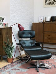 Cream City Restoration will sometimes have an Eames lounge chair and ottoman for sale.