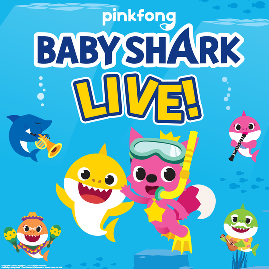 Baby Shark Live! is coming to Milwaukee Nov. 1