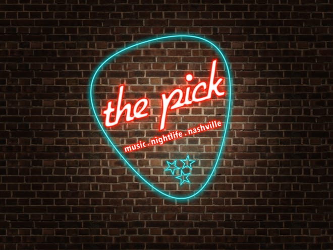 """The Pick"" is a weekly newsletter keeping you in the know about music and other events happening in Nashville."