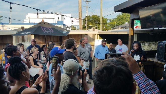 The Nashville Justice League endorses 15 candidates for Metro Council election at launch party.