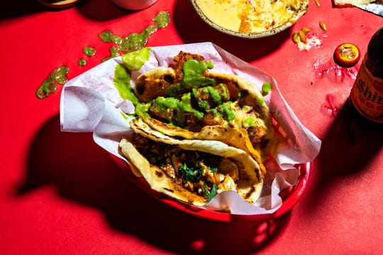 Redheaded Stranger is now serving tacos, burritos, burgers and queso in East Nashville.