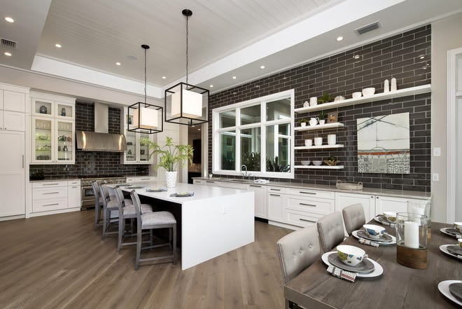 Theory Design continue to create award-winning interior designs for furnished models, end-user homes, and remodeling projects in communities throughout Southwest Florida.