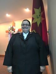 Salvation Army of Newark Lt. Kaitlyn Haddix.
