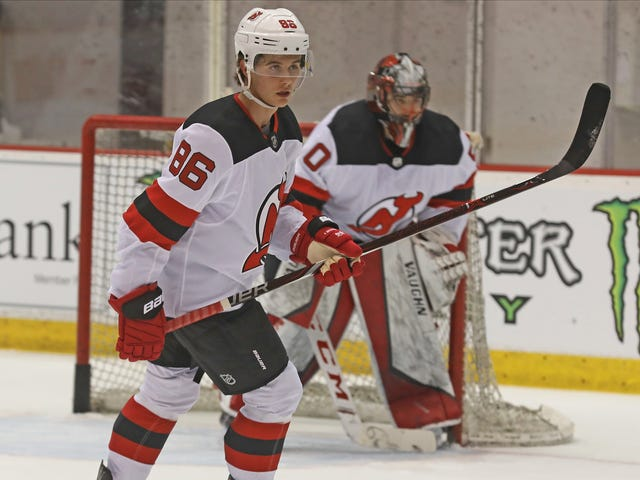 5 NJ Devils to watch at the Sabres Prospect Challenge