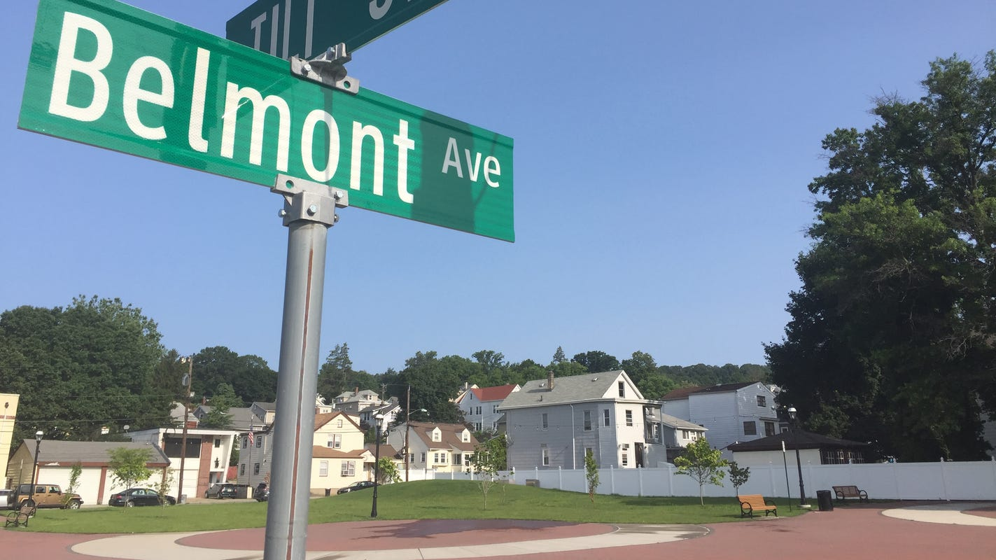 Haledon's Belmont Square can be a food-truck magnet — but no one is biting
