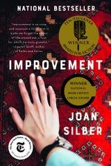 """Improvement"" by Millburn native Joan Silber won both the 2017 National Book Critics Circle Award for Fiction and the 2018 Pen/Faulkner Award for Fiction."