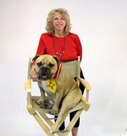 Jill D. Lane and her sidekick, Travelin' Jack, Roving Bulldog Reporter, will talk and bark about the book.