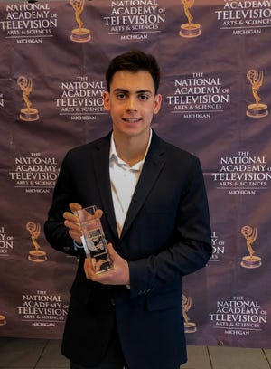 Antonio Corsi is a young metro Detroit video maker winning award for his productions.  Receiving top honors was a video about texting and driving.