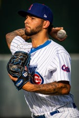 Tyson Miller, a Shadow Hills grad now pitching in the Chicago Cubs organization, was recently promoted to the club's Triple A team -- The Iowa Cubs.