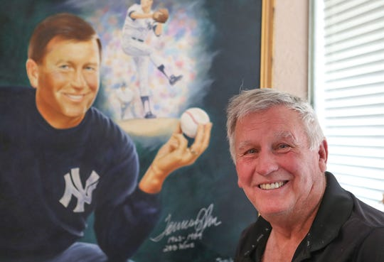 Former Major League Baseball pitcher Tommy John lives in La Quinta, June 6, 2019.