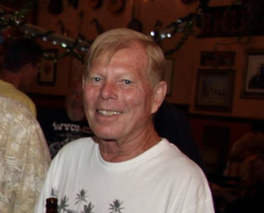 Bombay Beach resident Robert Mears died July 4, 2019 after contracting West Nile virus, his family says. He was the first human case in California this year. (July 9, 2019)