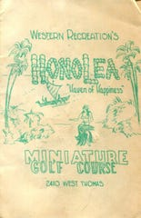 Price and Allen opened an 18-hole course with a Hawaiian theme named Hono Lea.
