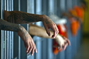 State Department of Corrections lawyers are urging a judge to not impose a second round of fines for failing to improve inmate health care.
