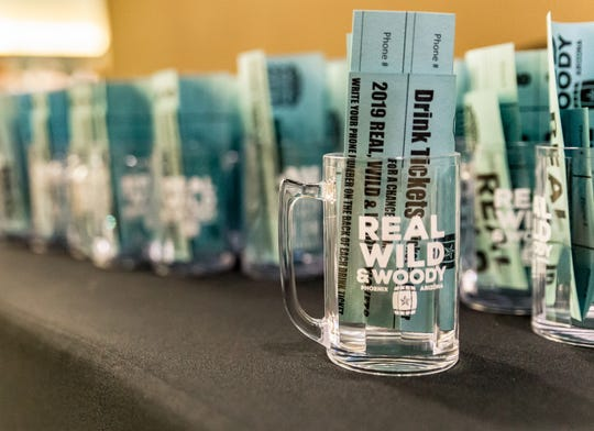 Festival goers can enjoy up to 20 samples of real, wild or woody beer.